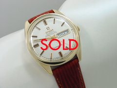 Omega Automatic Seamaster Chronometer Vintage Mens Watch #B023