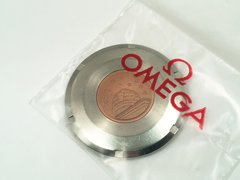 Omega Constellation NOS Case Back Rose Gold Logo #C04