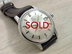 Omega Automatic Seamaster Men's Vintage Wristwatch #C026