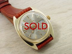 Constellation Omega Men's Vintage Automatic Watch #C027