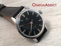 Omega Watch Men Vintage Seamaster 30 #390