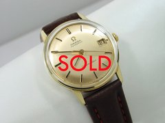 Omega Seamaster Men's Watch With Papers Box Original #436