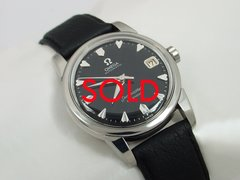 Omega Seamaster Mens Calendar Automatic Vintage Watch #A170