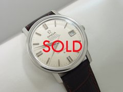 Omega Constellation Chronometer Automatic Men's Watch #B069