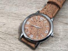 Quartz Cork Gift Watch Set