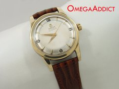 Omega Automatic Chronometre Men's Watch 352 RG #B006