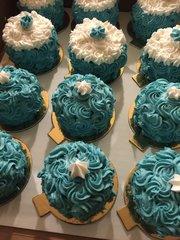 Cakes - Mini (per dozen)
