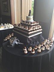 Wedding Cake - Cupcakes & More