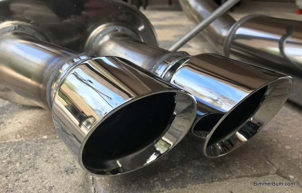 Magnaflow Cat Back Performance Exhaust Bmw Z3 2 8 Roadster