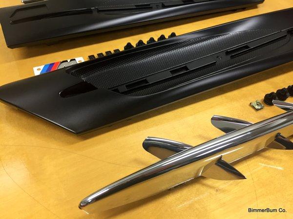 Bmw Z3 M Coupe Roadster Side Vent Grill Kit 51132492949 950 Bimmerbum Co Bmw Parts