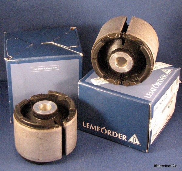 Bmw Lemforder Rear Trailing Arm Bushing Set 33 32 6 770 817 Bimmerbum Co Bmw Parts
