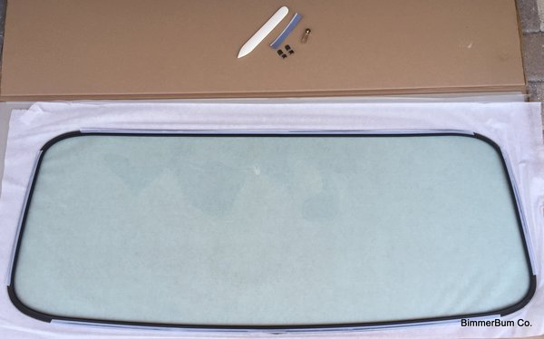 4 00880 genuine bmw z3 roadster rear window replacement