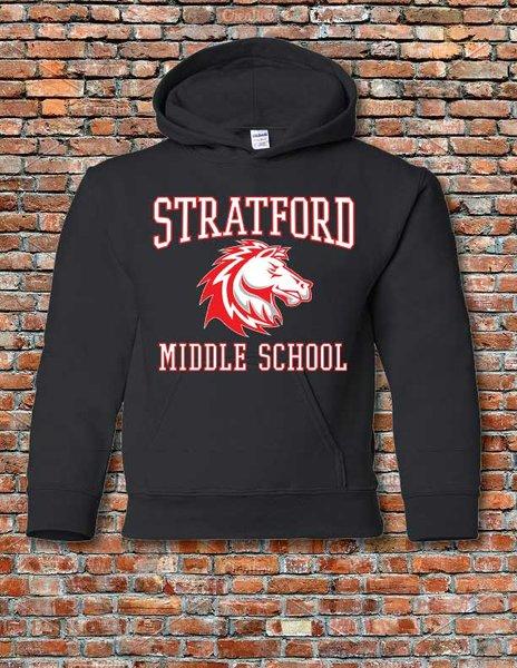 STRATFORD HOODY
