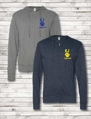 Ind Trading Hooded Full zip T-shirt
