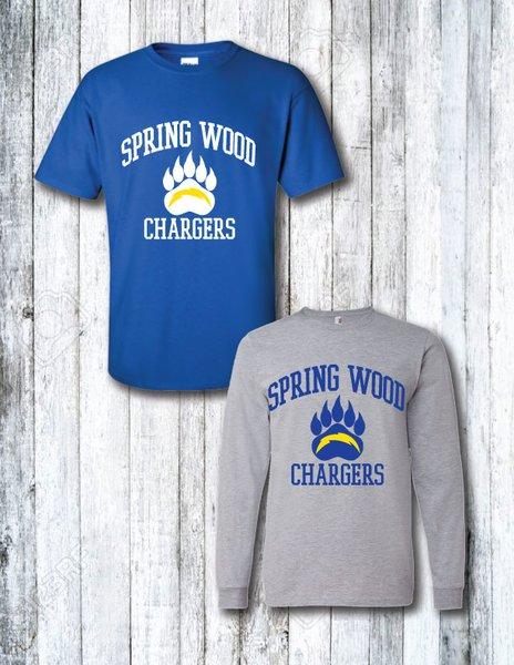 Spring Wood T-shirts