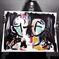 "Couple 18x24"" original watercolor"