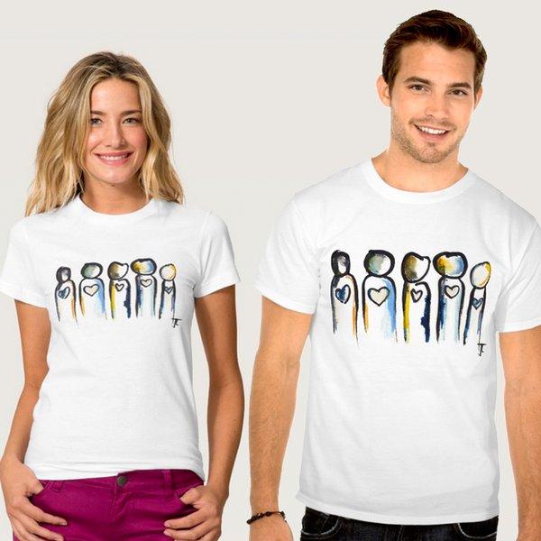 Heart People Shirt
