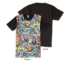 Alien Graffix Cosmic Shirt