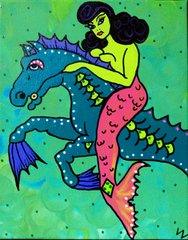 Seahorse Siren