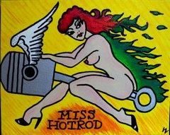 Miss Hot Rod