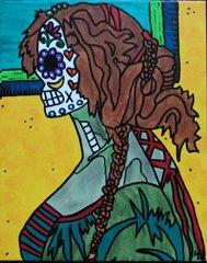 Portrait Of A Skele