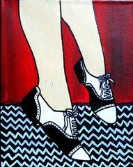 Audrey's Shoes