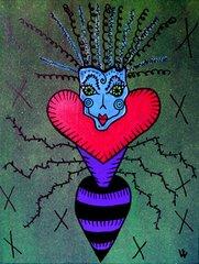 Queen Bee (Queen of Hearts)