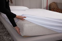 "Nature Protect Mattress Protector, King, 80"" x 60"" x 15"""