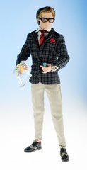 75019 MARIUS LANCASTER AS PROFESSOR YOUNG 2016 IFDC COMPANION DOLL