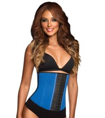 Waist Trainer 2023 Latex With Hooks