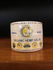 Hemp PCX Salve .05 oz 25 mg CBD