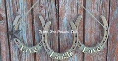 Live, Laugh, Love- Copper