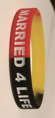 ARMBAND (#24) - RED, BLACK, YELLOW