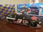 'Dale Earnhardt #3' Monte Carlo 1:24
