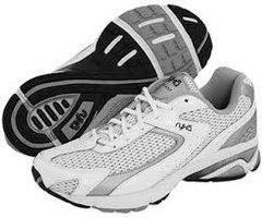 Running Shoes: 'Ryka Radiant' Size 9