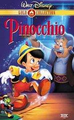 'Pinocchio' Walt Disney's 60th Anniversary