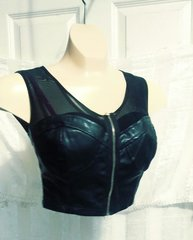 "For Ever 21 ""Bustier"" Size S"