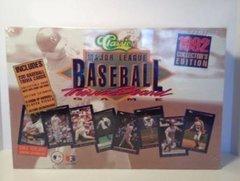 'Classic Major League Baseball Trivia Board Game'