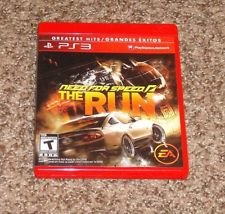 'Need For Speed' The Run PS 3