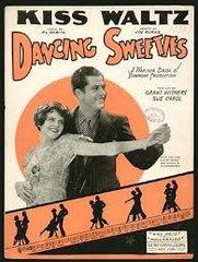 Vintage Sheet Music: 'Kiss Waltz' 1930