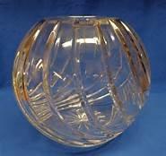 Partylite Glass Vase/Candle Holder