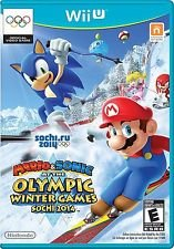 'Mario and Sonic At the Olympic Games' Wii Game