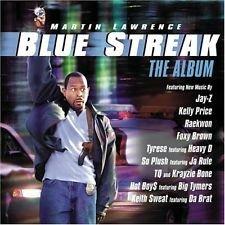 Martin Lawerance 'Blue Streak'
