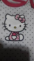 'Girls Hello Kitty Bodysuit' 0/3M
