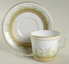 """""""Artemis"""" TeaCup & Saucer"""