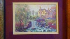 'Crestline Falls' by Carl Valente