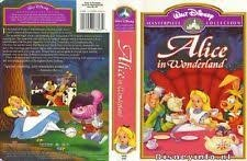 Alice In Wonderland by Walt Disney