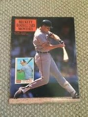 'Beckett Base Ball Card Monthly' May '91 #74