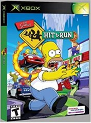 'The Simpsons Hit And Run'