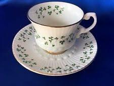 """""""Royal Tara"""" Teacup & Saucer Set"""